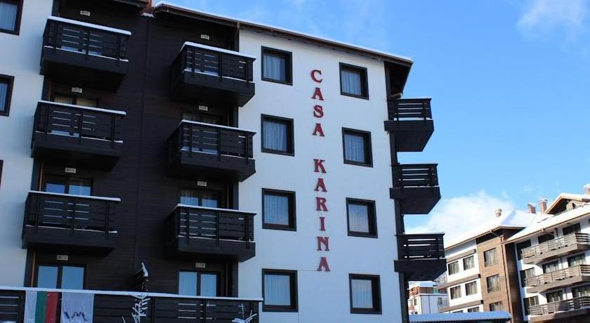 """Хотел """"Каса Карина"""""""