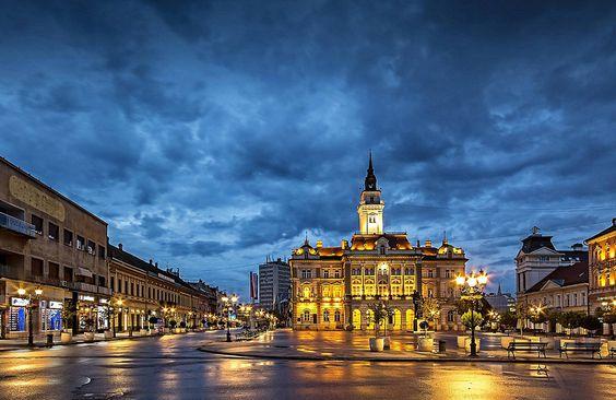 Нови Сад и Белград